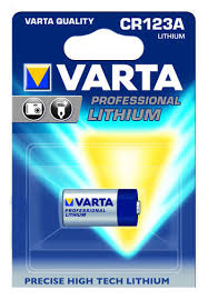 "<b>Батарейка</b> Varta ""Professional Lithium"", тип <b>CR123A</b>, 3В, 1 шт ..."