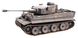 Купить <b>радиоуправляемый танк VSTank</b> Tiger I Airsoft Grey, цены ...