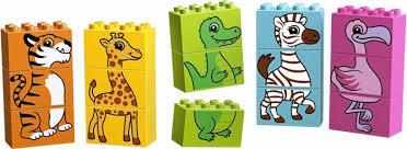 <b>Конструктор Lego Duplo 10885</b> My First Мой первый пазл ...