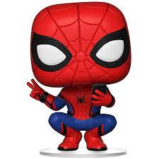 Купить <b>Фигурка Funko POP</b>! Marvel: <b>Spider</b>-<b>Man</b> (Hero Suit) в ...