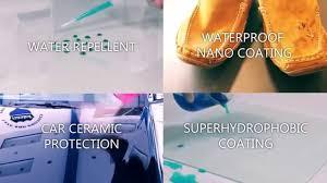 Nasiol <b>Water Repellent Waterproof</b> Super <b>Hydrophobic</b> Ceramic ...