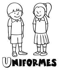 Resultado de imagen para uniforme
