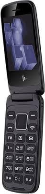 Мобильный <b>телефон F+</b> Flip3 Black - купить кнопочный ...