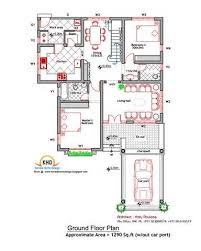 Nice New House Plan In Kerala   Small Modern House Plans Indian        New House Plan In Kerala   Sq Ft  House Plans With Elevation