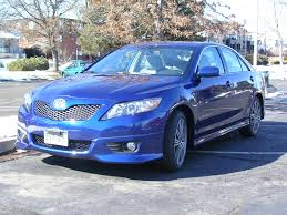 2010 Toyota Camry Se 2010 Toyota Camry Se V6 Sporty And Fast With Quality And