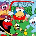 Игры смешарики бесплатно онлайн раскраска