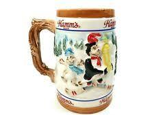Коллекционная стаканов Hamm's пиво и <b>пивные кружки</b> ...