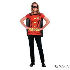 <b>Women's Sexy</b> Robin <b>Shirt</b> Costume - Large | Oriental Trading