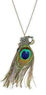 Cinderella <b>Fashion Jewelry</b> Peacock <b>Feather Alloy Pendant</b> Price in ...