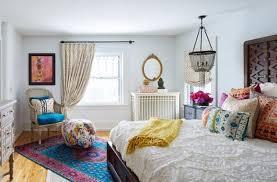 boho bedroom decor ideas chandelier