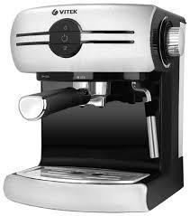 <b>Кофеварка</b> рожковая <b>VITEK VT</b>-<b>1507</b> — купить по выгодной цене ...