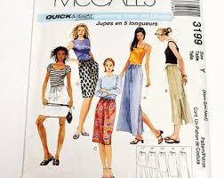 Jewelry & Beauty Vintage McCalls Misses Shirt <b>Jacket Vest</b> Blouse ...