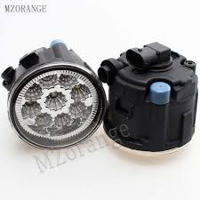 Online Shop <b>MZORANGE 6000K</b> led fog lights For NISSAN Murano ...