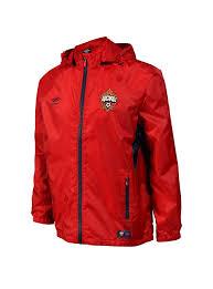 <b>Куртка</b> ветрозащитная красная / Распродажа <b>Umbro</b> / Взрослым