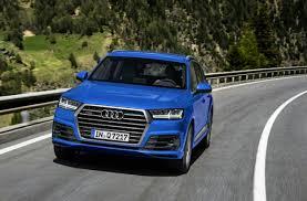 Audi расширила базовое оснащение кроссовера Q7 - АВТОСТАТ