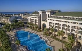 Отель Alva Donna Exclusive Hotel & Spa 5*, Белек / Belek Турция ...
