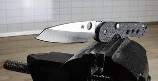 <b>Нож складной</b> Spyderco SMOCK C240CFP | VK