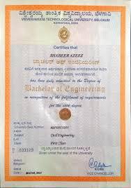 shabeer azeez bayt com bachelor s degree civil engineering