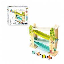 <b>Развивающая игрушка Фабрика</b> Фантазий Гонки — купить по ...