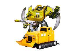 Трансформер - <b>бульдозер</b> MZ Десептикон Рэмпейдж Caterpillar ...
