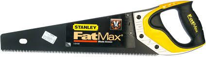 <b>Ножовка</b> с покрытием 380 mm <b>STANLEY JET CUT</b> FATMAX 2-20 ...