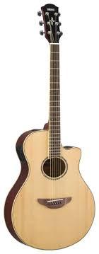 <b>Электроакустическая гитара YAMAHA</b> APX600 Natural — купить ...