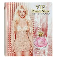 <b>Britney Spears VIP Private</b> Show Eau de Parfum Spray 50ml - Perfume