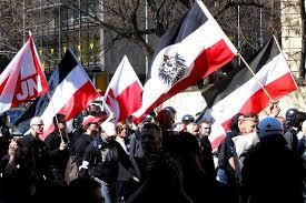 Resultado de imagen de manifestación NPD