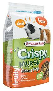 Buy <b>Versele Laga Crispy Muesli</b> Guinea Pigs, 2.75 kg Online at Low ...