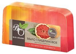 <b>Мыло</b> ручной работы Bliss <b>Organic</b> С <b>экстрактом</b> грейпфрута ...
