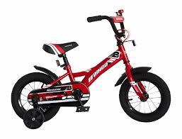 """<b>Велосипед двухколесный Navigator</b> «<b>Bingo</b>» 12"""" красный"""