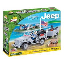 <b>Конструктор COBI</b> 24193 Джип <b>Jeep</b> Willys MB Navy — купить в ...