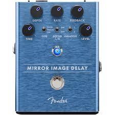<b>Fender Mirror</b> Image Delay Pedal, купить <b>педаль эффектов Fender</b> ...