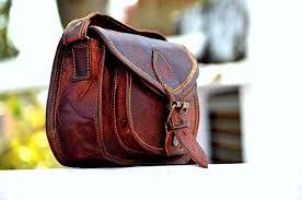 Amazon.com: Handmade <b>100</b>% Pure <b>Leather</b> Women <b>Purse</b> ...