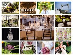 La Fleur Weddings Events Deep Purple and GreenRich Stylish Clean and