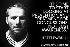 brett favre joins brock usa in sports injury prevention mission