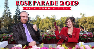 The <b>2019</b> Rose Parade Live With Cord & Tish On <b>New</b> Year's Day ...