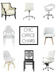 chic office chair sources bliss office chair black