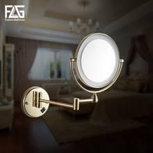 Светодиодный светильник из <b>золотой</b> латуни, <b>зеркала</b> для ...