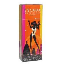 Купить Вода <b>туалетная</b> женская «<b>Escada</b>» - <b>Rockin</b>`<b>Rio</b>, 50 мл ...