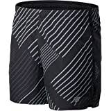 New Balance Men's Printed Accelerate 5 Inch Short ... - Amazon.com