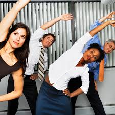 3 Energizing Exercises You Can Do At Work - My Health OC