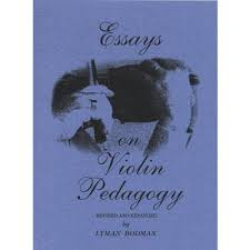 essays on violin pedagogy by lyman bodman p shar music hover to zoom