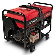 <b>Генератор бензиновый Honda</b> ЕМ 10000K – купить в интернет ...