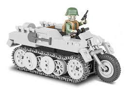 <b>Конструктор</b> Бронеавтомобиль <b>Cobi</b> Small Army WW2. Sd.Kfz.2 ...