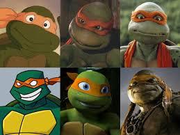 Resultado de imagem para tartarugas ninjas michelangelo