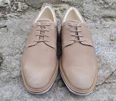 Кожаные дерби туфли <b>ботинки ecco vitrus ii</b> 43 р. оригинал на IZI ...