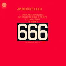 MV032 - <b>APHRODITE'S CHILD</b>: <b>666</b>