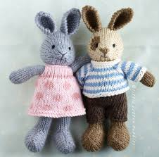 <b>new year</b>, new <b>pattern</b> :) - Little Cotton Rabbits