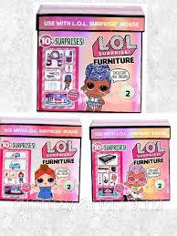 <b>LOL</b> Surprise Furniture– серия 2 ( 3 вида): продажа, цена в ...